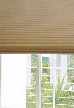 Motorized Cellular Shades In Tustin